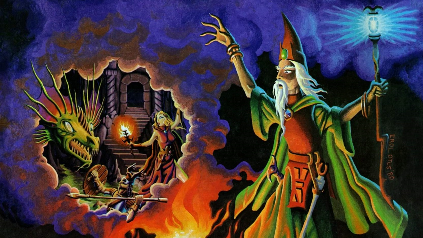 Dungeons & Dragons B/X Magic-User/Elf to Wizard Spells in 5th